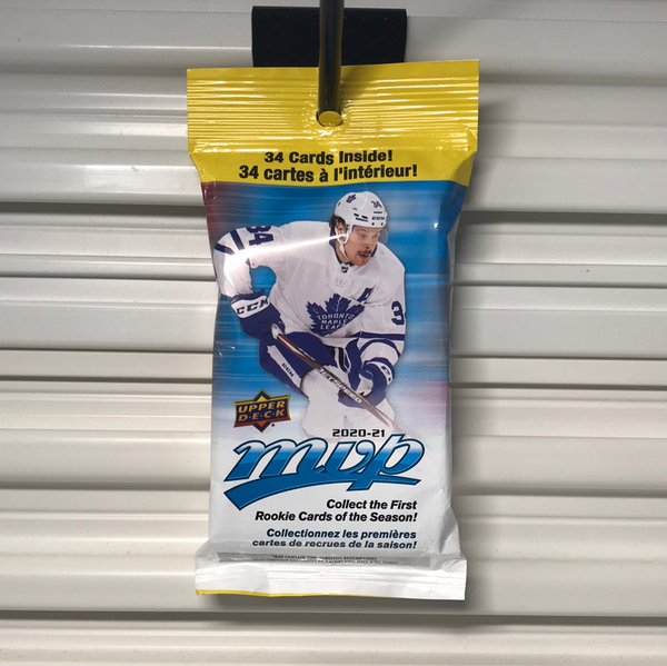 2020-21 Upper Deck MVP Hockey Fat Pack