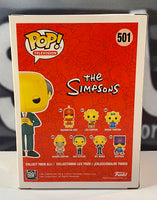 Funko Pop! Television: The Simpsons - Mr. Burns #501