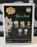 Funko Pop! Animation: Rick and Morty - Rick with Crystal Skull #692