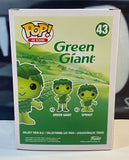 Funko Pop! Ad Icons: Green Giant - Sprout #43