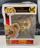 Funko Pop! The Lion King: Simba #547