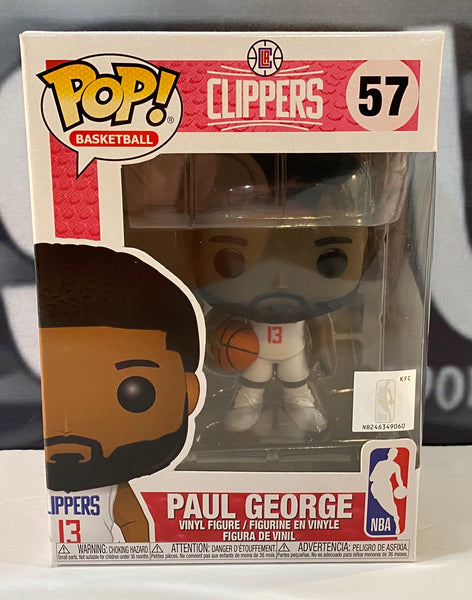 Funko Pop! Basketball: Los Angeles Clippers - Paul George #57