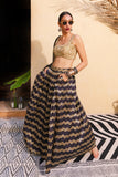 Benarasi Silk and gold Lehenga Set