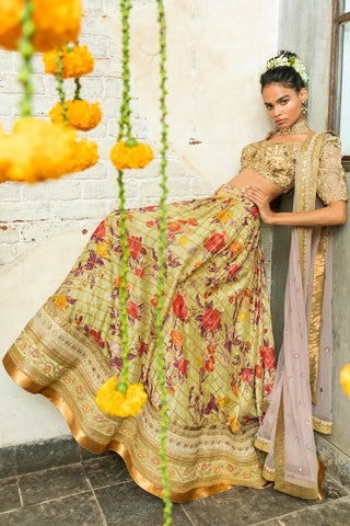 The Prism Lehenga - Ready to Ship