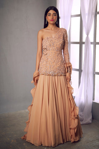 The Zena Evening Gown