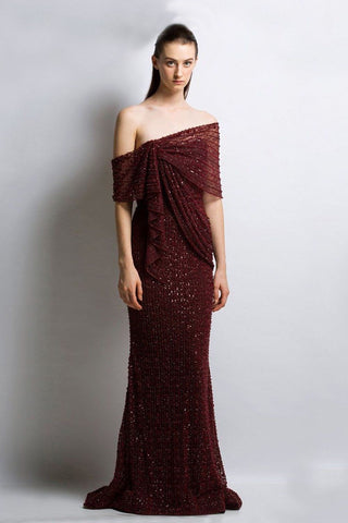 The Ulrika Evening Gown