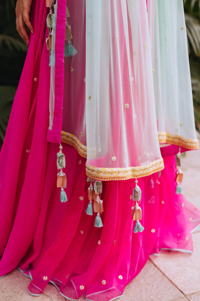 Sahil Lehenga - Ready To Ship