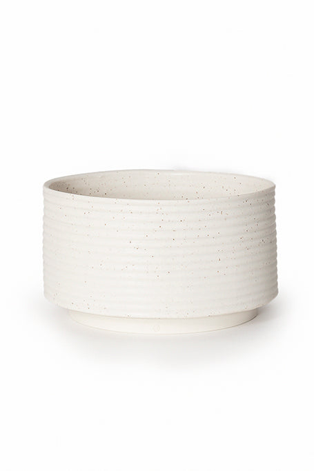 Andrew Molleur Ribbed Planter
