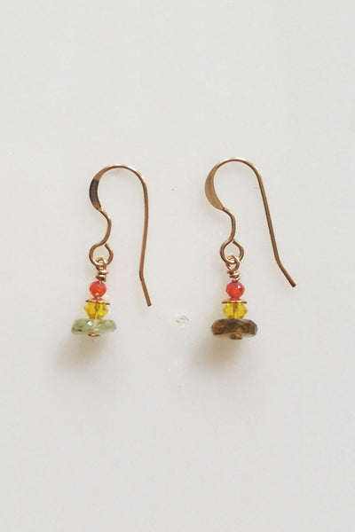 Cobamae - Sunny Earrings