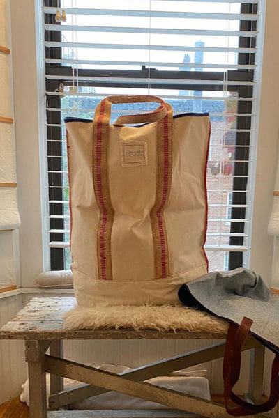 Susannah Thompson Canvas Laundry Bag