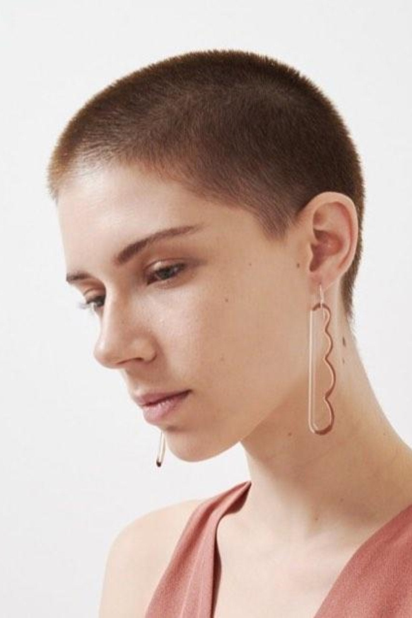 Jane D'Arensbourg Wave Earrings