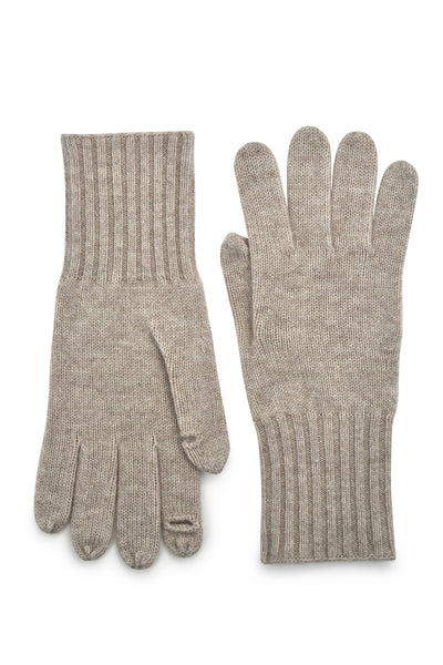 Amato Clara Holed-It Glove - Oatmeal