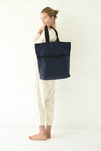 8.6.4 2-Way Nylon Bag - Medium Navy