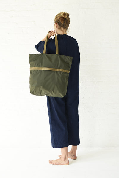 8.6.4 2-Way Nylon Bag - Medium Olive