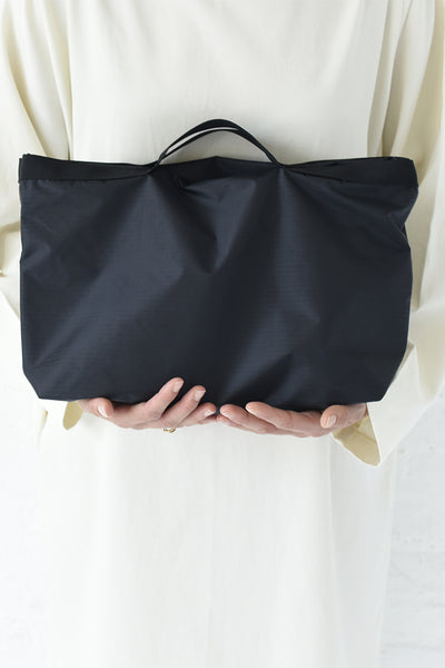 8.6.4 2-Way Nylon Bag - Small Black