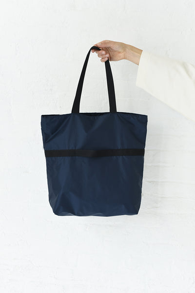 8.6.4 2-Way Nylon Bag - Small Navy