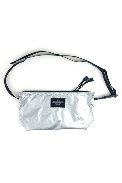 BAGSINPROGRESS Crossbody - Silver