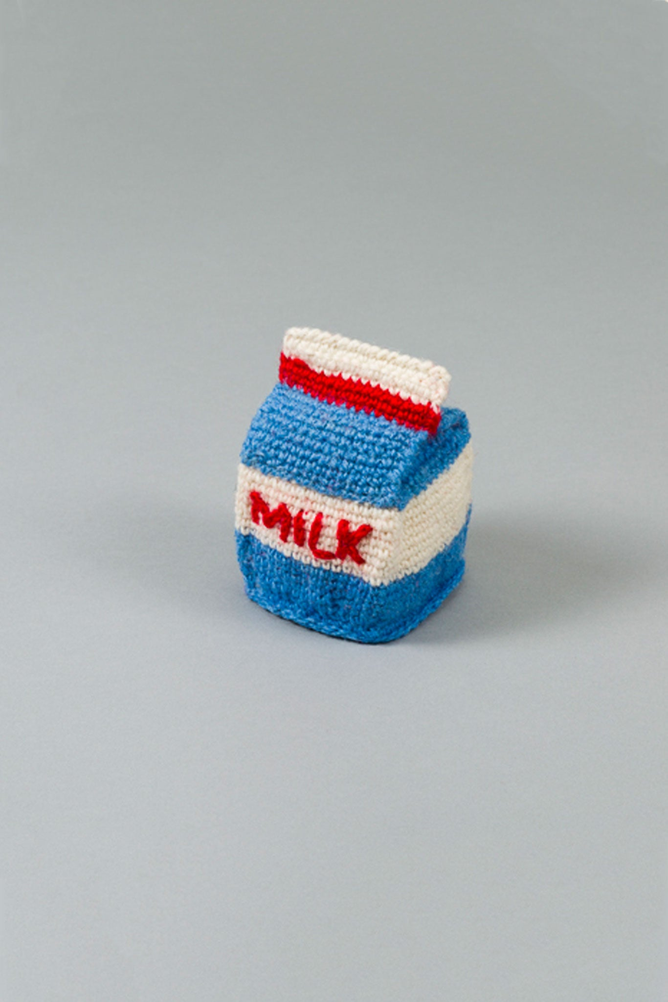 Ware of the Dog Hand Knit Milk