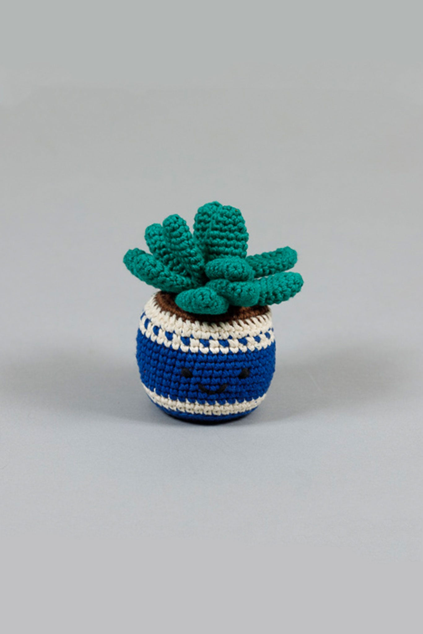 Ware of the Dog Crochet Potted Cactus
