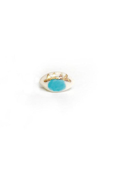 Ippolita Ferrari Occhi Studs - Light Blue