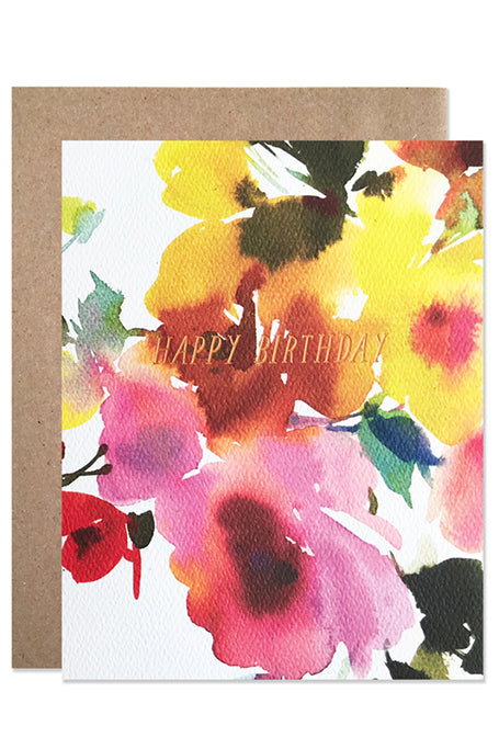 DEALTRY X HBD Birthday Florals