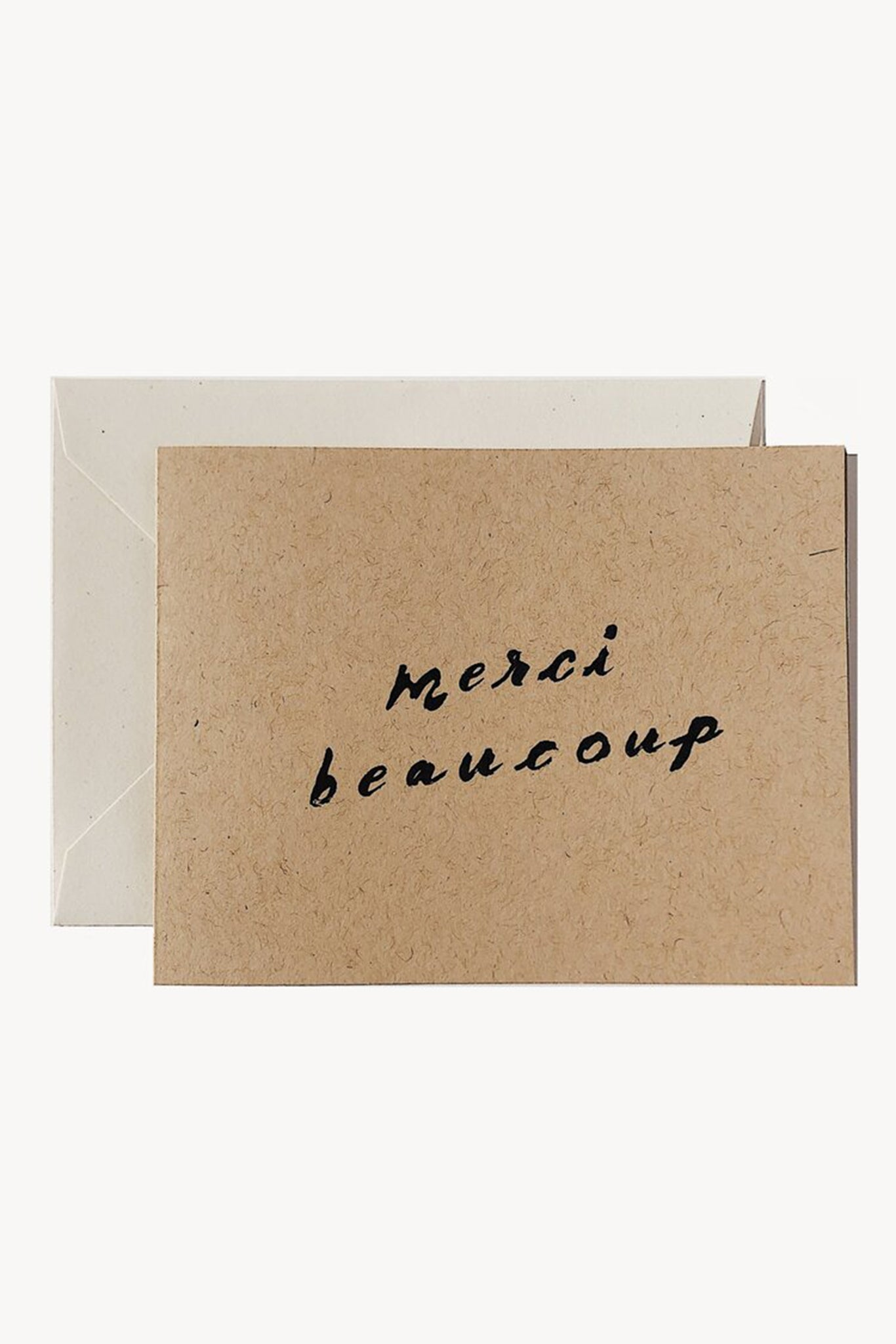 Wilde House Paper Merci Beaucoup Cards