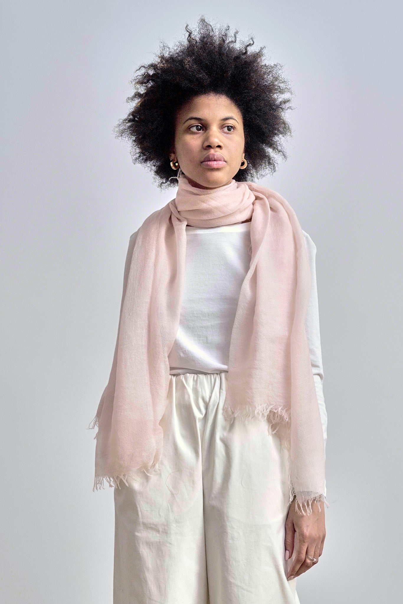 Harvey Scarf - Pink