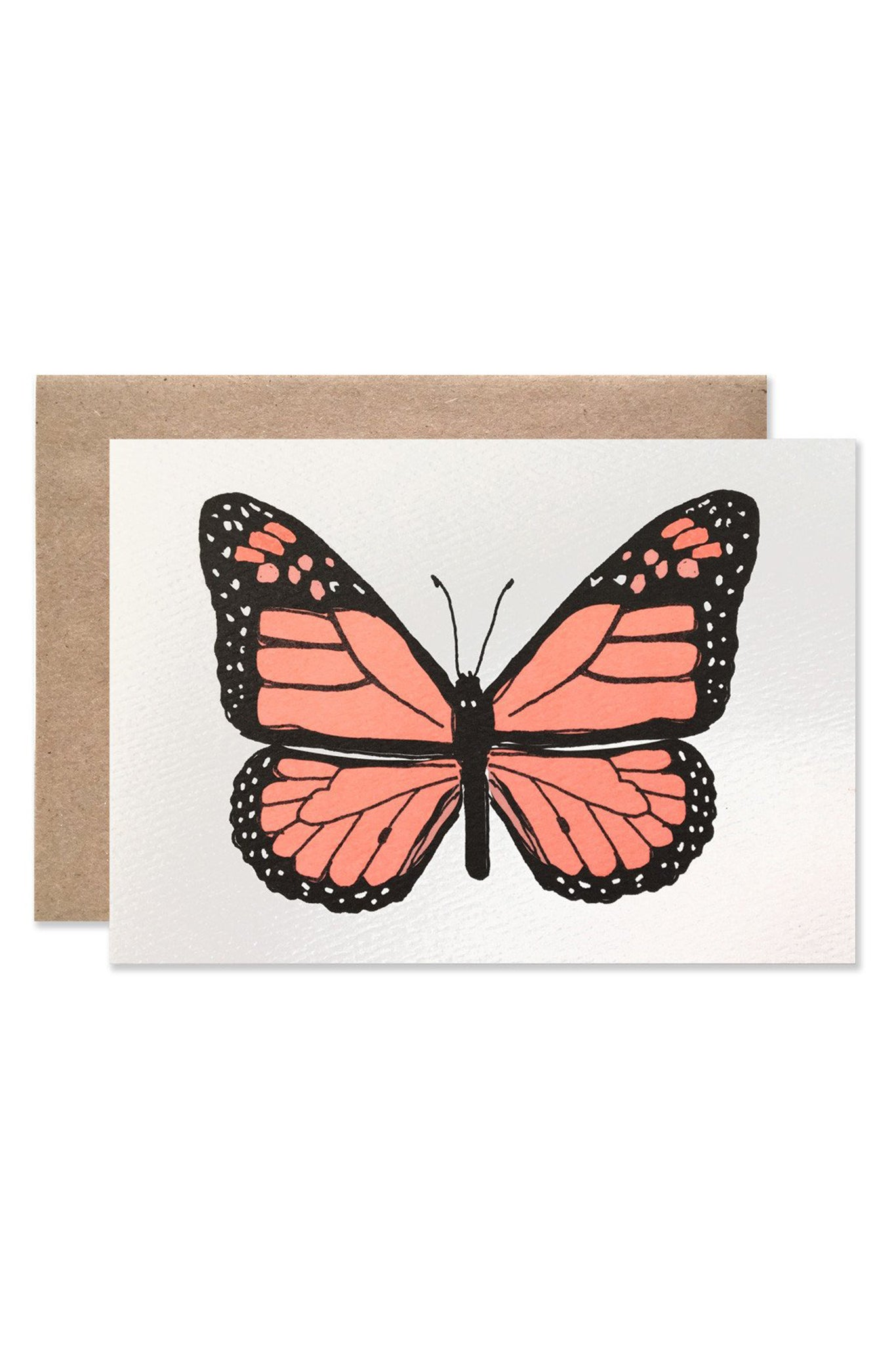 Hartland Brooklyn Monarch Card