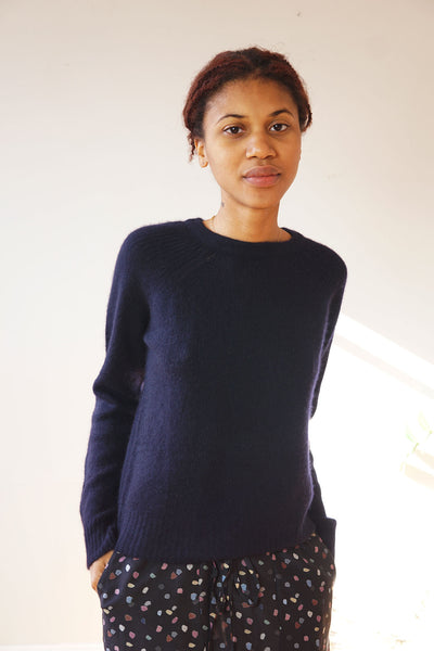 Baltic Pullover - Navy