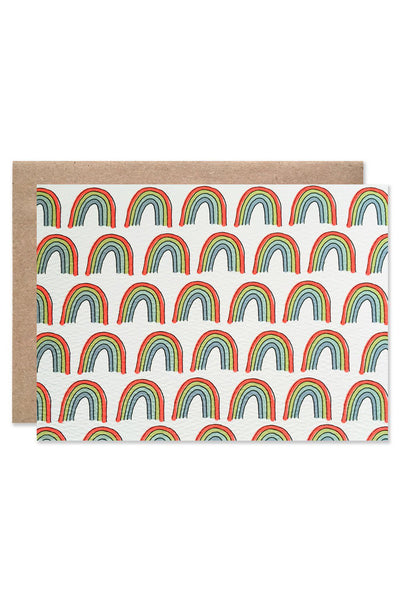 Hartland Brooklyn Rainbow Card