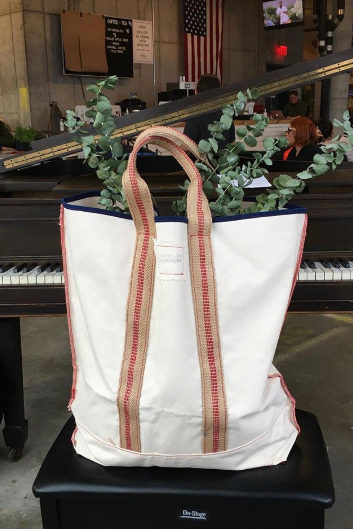 Susannah Thompson Small Laundry Bag
