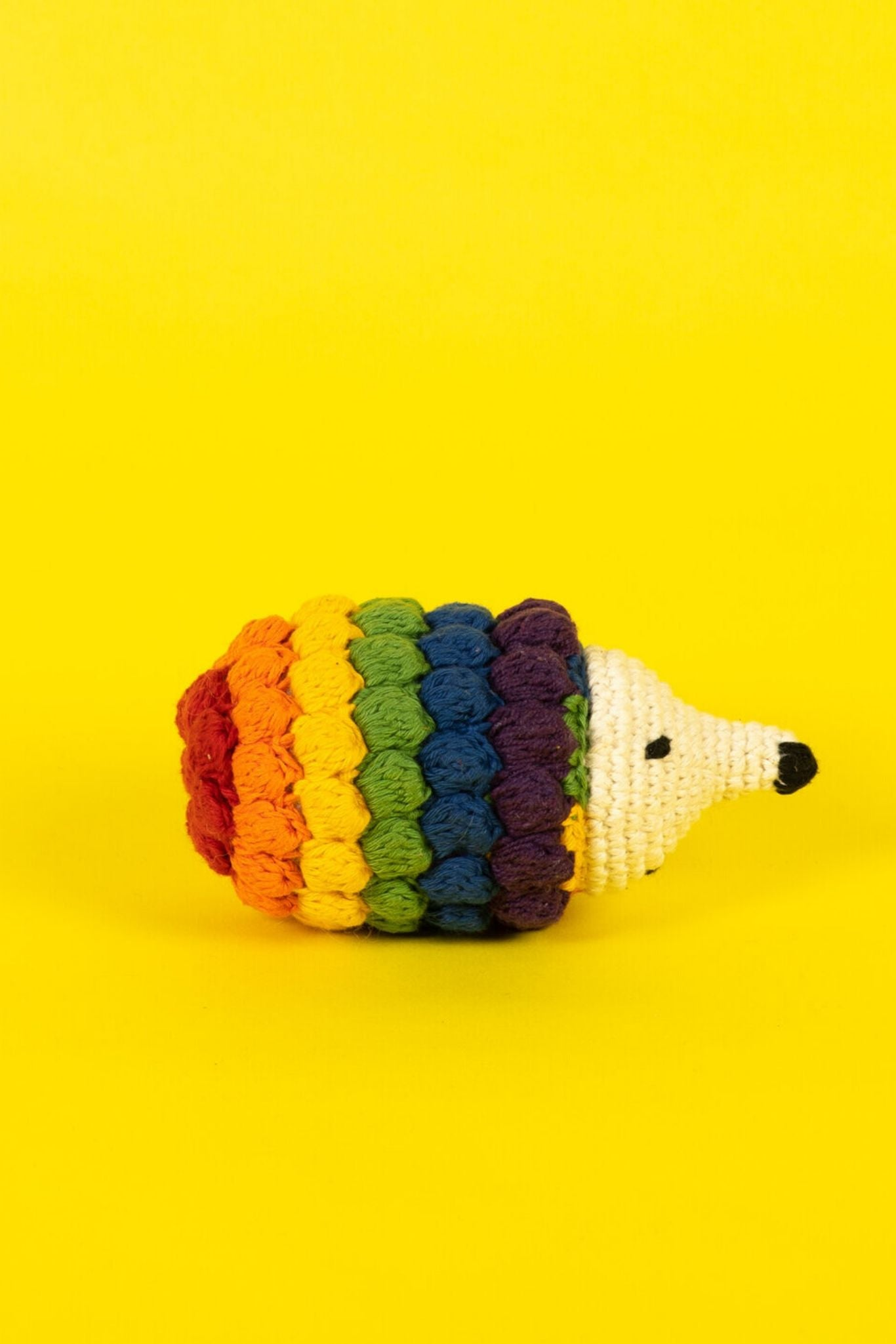 Ware of the Dog Crochet Hedgehog