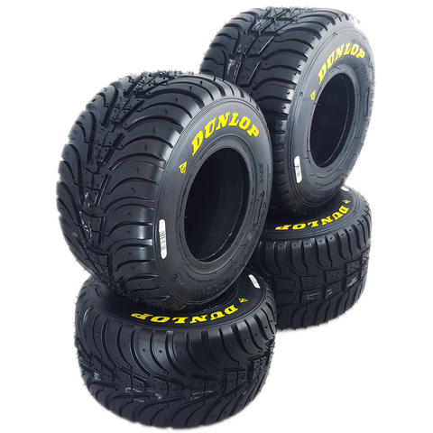DUNLOP KT14 WET TYRE - Karts And Parts Ltd