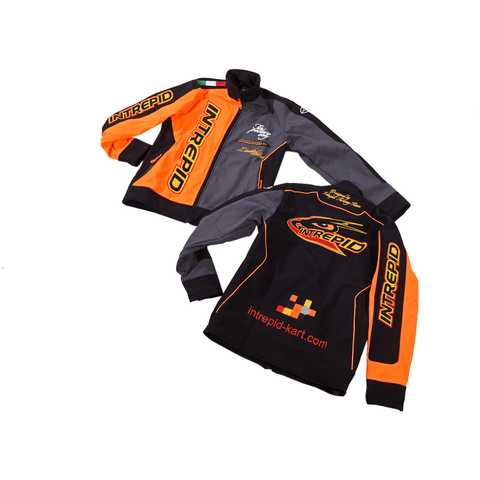 INTREPID SOFT SHELL JACKET - Karts And Parts Ltd