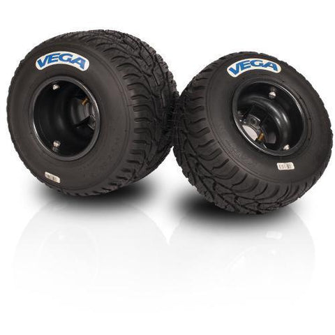 VEGA W6 WET TYRES - Karts And Parts Ltd