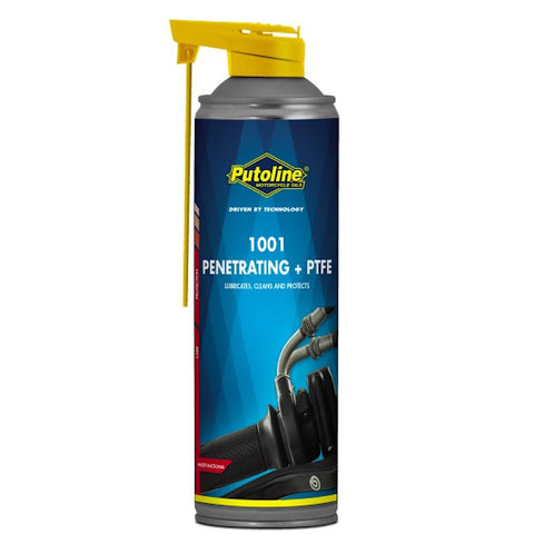 PUTOLINE 1001 PENETRATING SPRAY - Karts And Parts Ltd