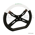 HAASE STEERING WHEEL - Karts And Parts Ltd