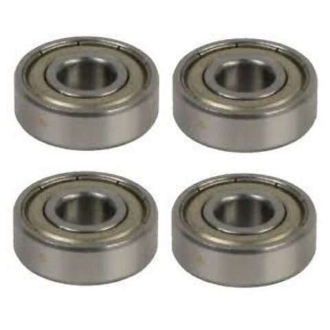FRONT WHEEL & HUB BEARING - Karts And Parts Ltd