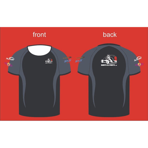 KARTS AND PARTS TEAM WEAR - Karts And Parts Ltd