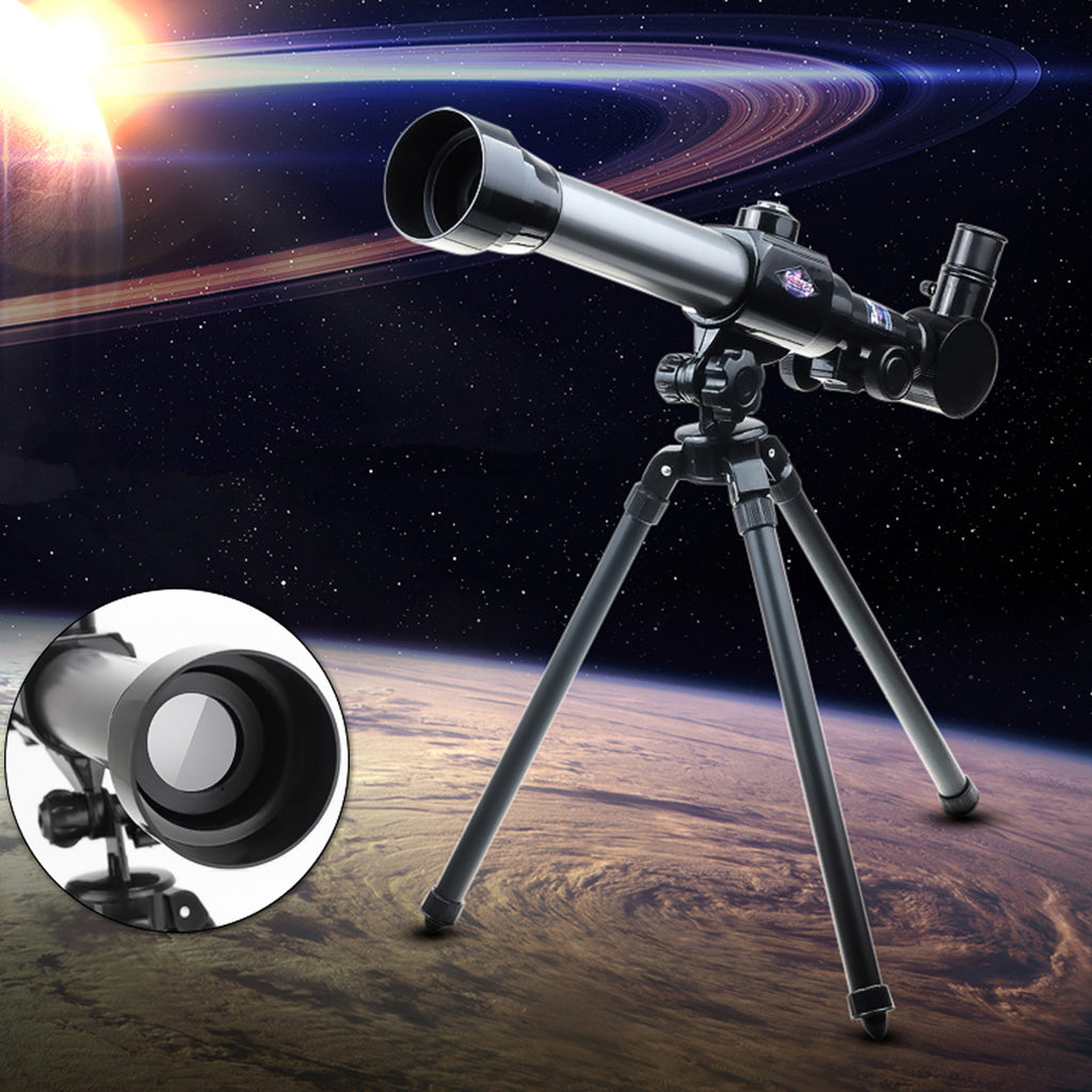HobbyDojo™ 20X-40X HD Simulation Astronomical Telescope: Preschool Scientific And Creative Experiment