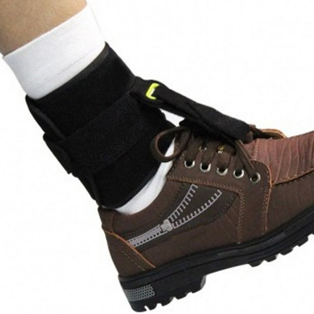 Adjustable Ankle Orthotic for Foot Drop