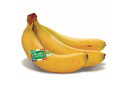 Organic bananas from Martinique & Guadeloupe