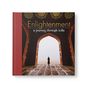 BOOK - ENLIGHTMENT - A JOURNEY THROUGH INDIA