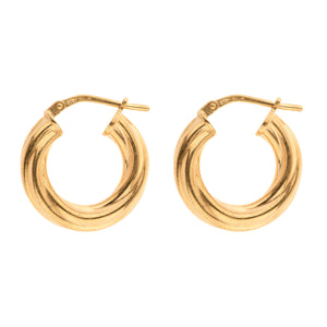 GLADYS TWISTED HOOPS
