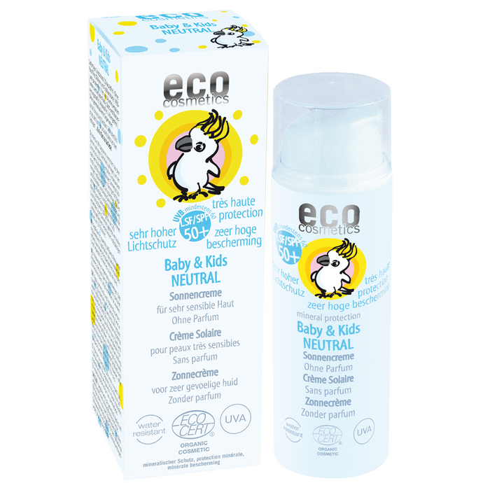 Eco Cosmetic Baby Sonnencreme - Femtime