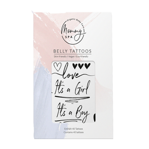 Mommy SPA Belly Tattoos - Femtime