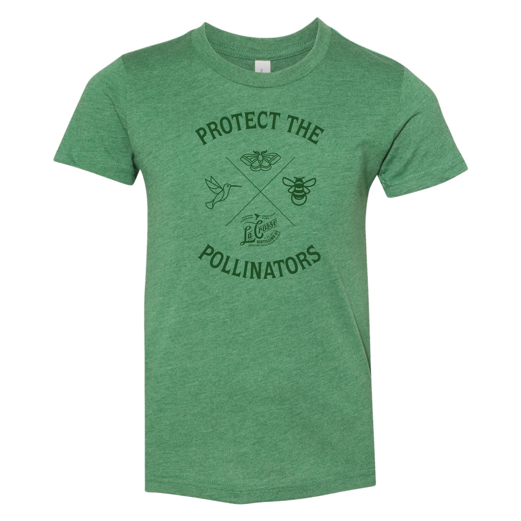 Youth Protect the Pollinators shirt