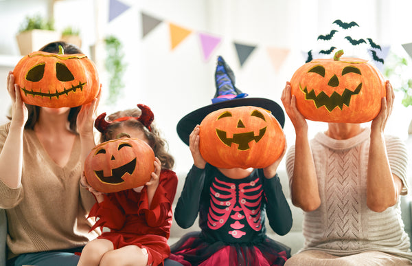 Halloween Ideas For All The Family