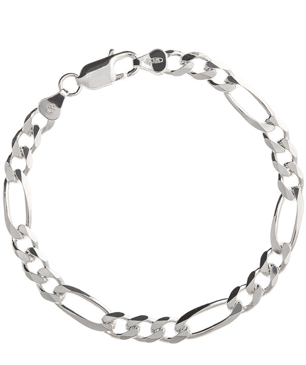 Gift Packaged 'Payton' Sterling Silver Bracelet