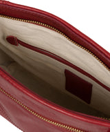 'Alice' Chilli Pepper Leather Handbag image 4